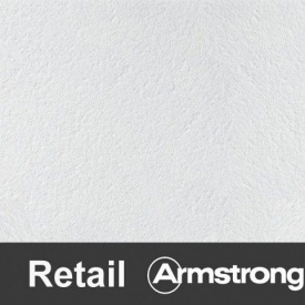 Плита стельова Армстронг RETAIL TEGULAR 600x600x14 мм