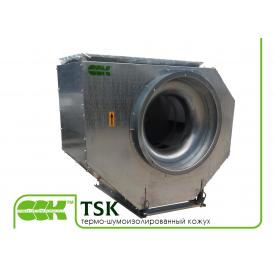 Термо-шумоизолированный кожух TSK