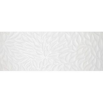 Керамічна плитка FLORENTINE 23х60 біла