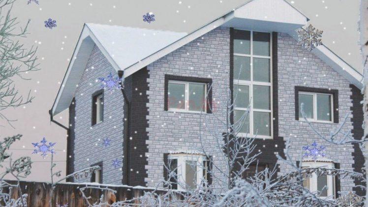 Новогодние скидки на Фасадные панели Döcke