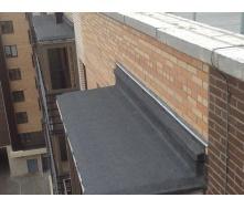 Гідроізоляція козирка балкона і лоджії