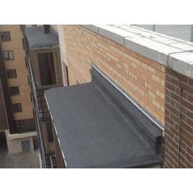 Гидроизоляция козырька балкона и лоджии