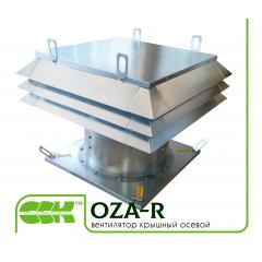 OZA-R вентиляторы крышные осевые