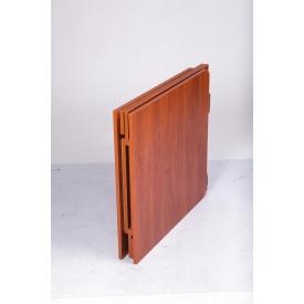 Стол-книжка Лайт 1400х700х750 мм Микс-мебель дсп орех темный