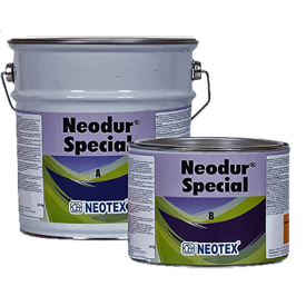 Алифатическая полиуретановая краска Neodur Special