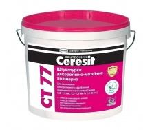 Полимерная мозаичная штукатурка Ceresit CT 77 0,8-1,2 мм 14 кг 1D