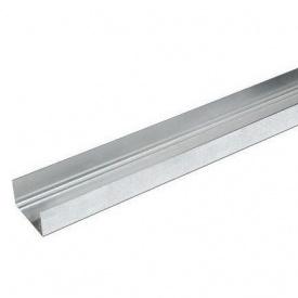 Профиль Knauf UD 3000х28х27 мм 0,6 мм