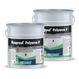 Вогнетривка полімочевина ручного нанесення Neoproof Polyurea F