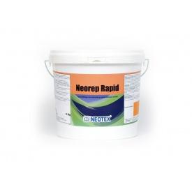 Ремонтний розчин Neorep Rapid високоміцний безусадковий цементний армований волокном
