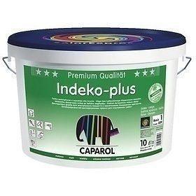 Фарба інтер'єрна Caparol Indeko-plus 10 л біла