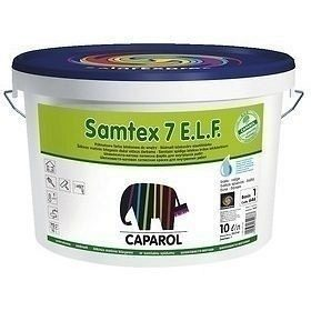 Фарба інтер'єрна латексна Caparol Samtex 7 ELF 2,5 л біла