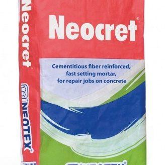 Міцний армований цементний розчин Neocret