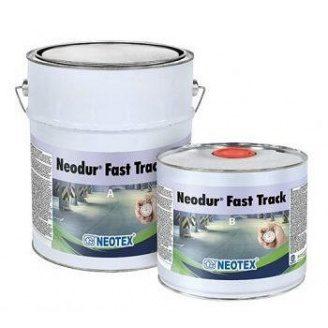 Бістросохнующее покрытие краска для пола Neodur Fast Track