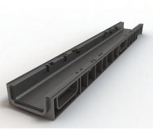 Лоток Ecoteck STANDART DN 100.65 пластиковый 153х1000х69 мм
