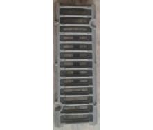 Дождеприемная решітка СС чавунна 500х170 мм