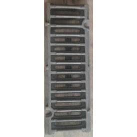 Дождеприемная решетка СС чугунная 500х170 мм