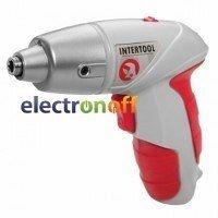 Викрутка акумуляторна 3,6 180 об/хв DT-0301 Intertool