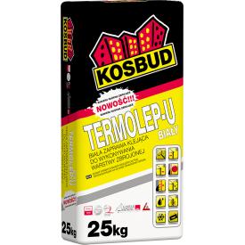 Универсальный клей для систем теплоизоляции на основе пенополистирола Termolep-U 25 кг