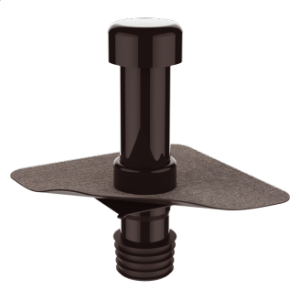 Ремонтний вентиляційний вихід з привареним бітумним фартухом
