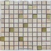 Декоративная мозаика Котто Керамика CM 3041 C2 BEIGE GOLD 300x300x8 мм