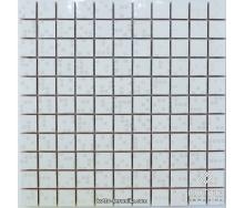 Декоративна мозаїка Котто Кераміка CM 3038 C PIXEL WHITE 300x300x8 мм