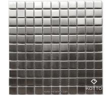 Декоративна мозаїка Котто Кераміка CM 3025 C METAL MAT 300x300x8 мм