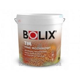 Мозаичная штукатурка BOLIX ТМ 30 кг