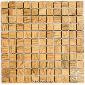 Керамическая мозаика Котто Керамика CM 3034 C WOOD HONEY 300x300x8 мм