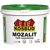 Мозаїчна штукатурка Kosbud Mozalit N\TM дрібнозерниста 12,5 кг
