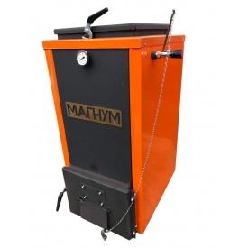 Шахтный котел с естественной тягой Холмова Магнум 12 кВт