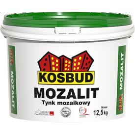 Мозаичная штукатурка Kosbud Mozalit N\TM мелкозернистая 12,5 кг
