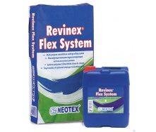 Цементная обмазочная гидроизоляция Revinex Flex System
