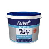 Шпаклевка финишная FARBEX белый матовый 1,5 кг