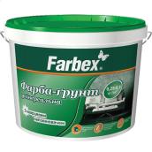 Краска-грунт универсальная FARBEX белый 4,2 кг