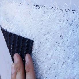 Искусственная трава City-Grass White 40 мм белая