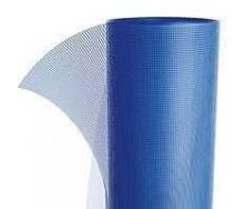 Сетка фасадная стекловолоконная 145г/м2 5х5 мм синяя