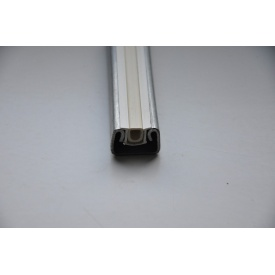 Тепличний профіль пластиковий для плівки