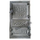 Дверцята спарені на засувці Каси ДСЗ-2 480х265 мм