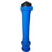 Подземный пожарный гидрант JAFAR 8853 DN 100/125 500 мм PN 16 DUO ГОСТ
