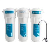 Проточная система фильтров для воды ORGANIC MASTER TRIO