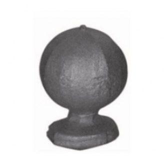 Верхушка кованная металлическая 45 мм (42.011)