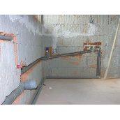 Монтаж канализации в жилых и промышленных зданиях