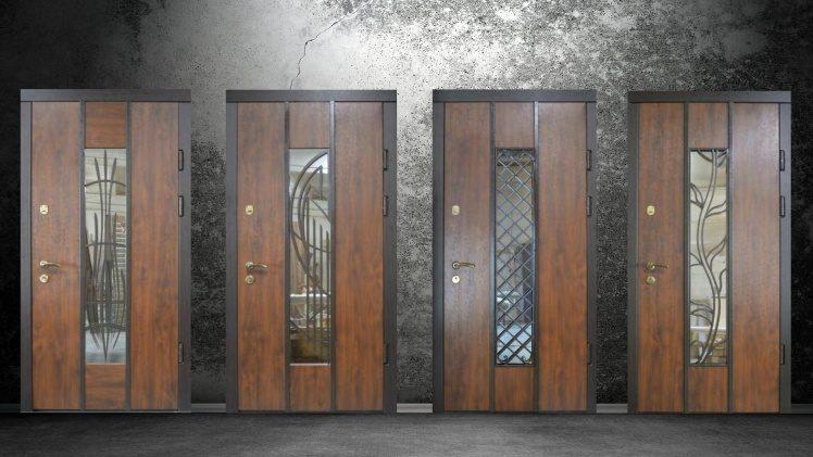 Знижка 15% на металеві вхідні двері!