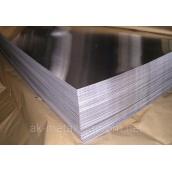 Лист нержавеющий АК-МЕТАЛЛ AISI 321 20х1250х5000 мм