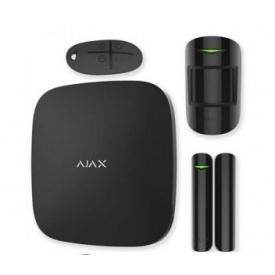 Комплект беспроводной сигнализации Ajax StarterKit black