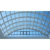 Установка вікон з електропідігрівом в свтопрозрачной покрівлі