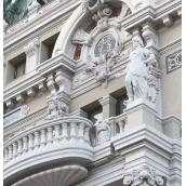 Декоративний молдинг Sangallo Монако 100х165 мм