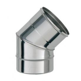 Коліно Termico Mono 45 градусів 1 мм 120 мм