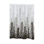 Шторка для душа текстильная 180х200 см RIDDER 473.67