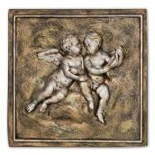 Гипсовая картина Ангелы Кр/014 45х45х2 см